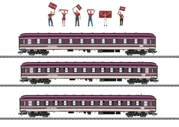 Fanzug-Wagenset Euro Express, Ep.VI