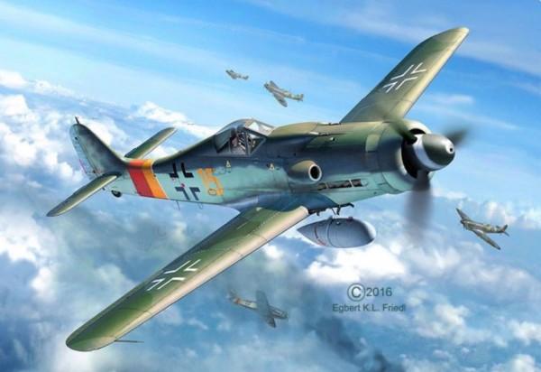 1:48-Focke Wulf Fw190 D-9