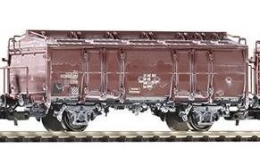 Klappdeckelwagen Tm5605, mit Kalkspuren