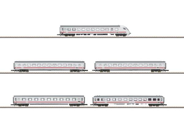 Intercitywagen-Set, DB AG, Ep.VI