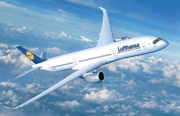 1:144-Airbus A350-900 Lufthansa