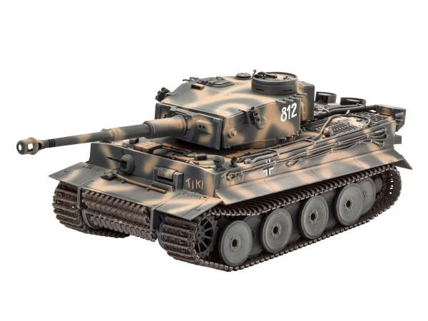 1:35-Geschenkset 75 Jahre Tiger I