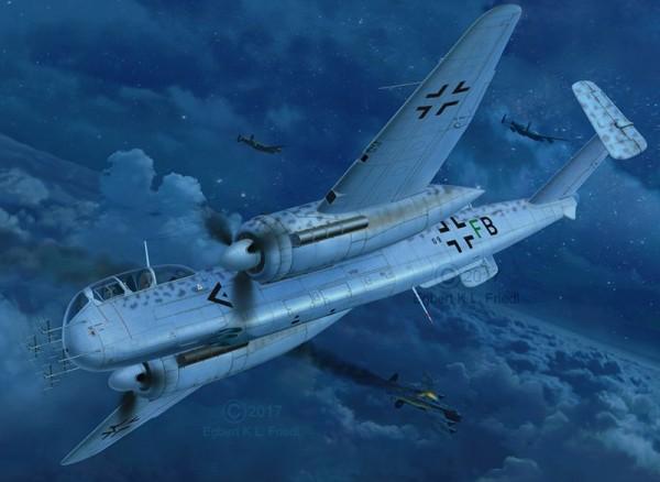 1:32-Heinkel He219 A-0 Nightfighter