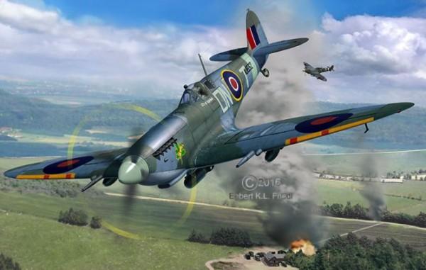 1:32-Spitfire Mk.IXC