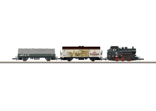 Startpackung 230 V, Güterzug m.Gleisoval