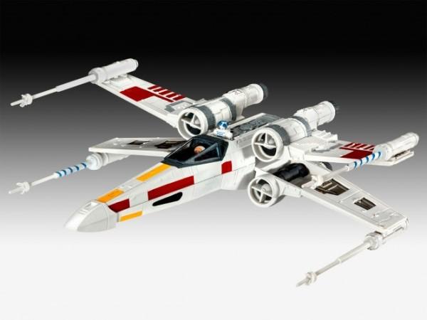 1:112-X-wing Fighter-Modelbausatz