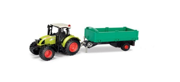 Claas Arion 540 Traktor m. Hänger