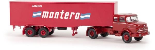 "MB LS 1620 Kühlkoffer-SZ Jamon Montero"""""