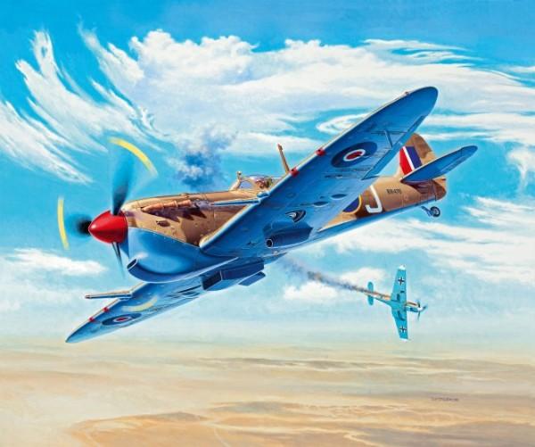 1:48-Supermarine Spitfire Mk.Vc
