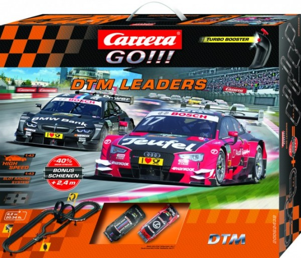 GO!!! DTM Leaders I+S 40 Jahre