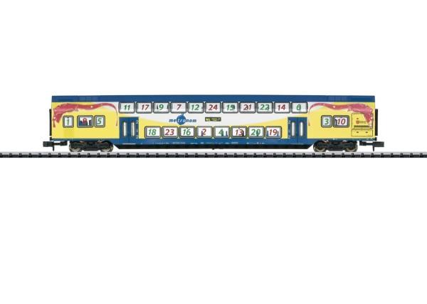 Doppelstockwagen Metronom 2.Klasse, Ep.6