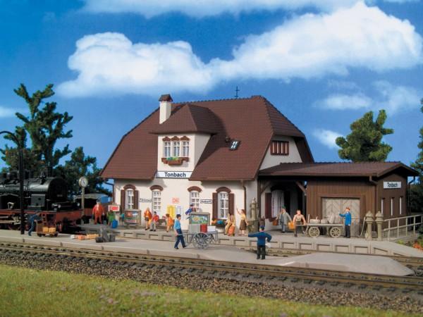 H0-Bahnhof Tonbach