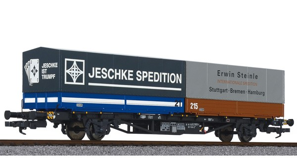 Containertragwagen DB, Epoche IV