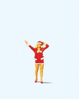 H0-1 Christmas Girl