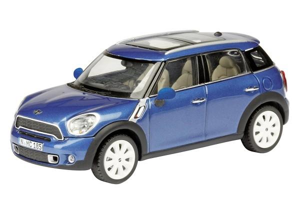 1:43-Mini Cooper S, blau
