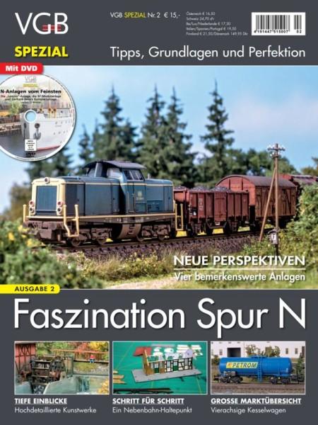 VGB Spezial: Faszination Spur N - Nr.2