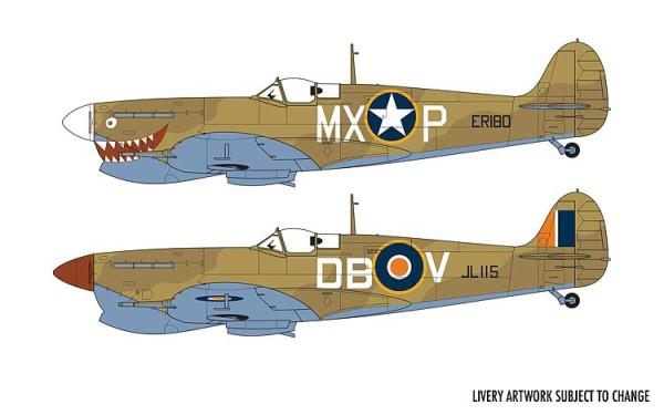 1/72 Supermarine Spitfire Mk.Vc