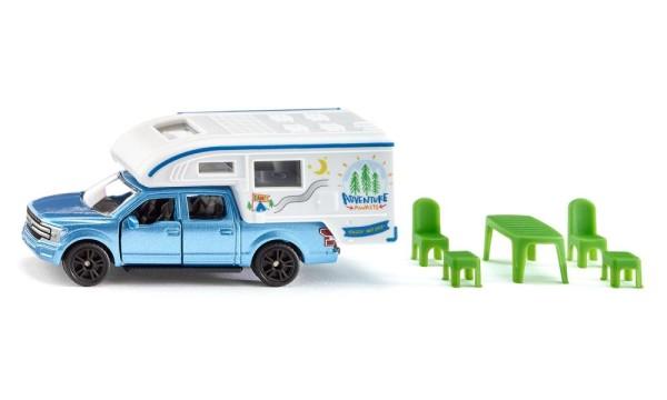 Ford F150 Pick-Up Camper