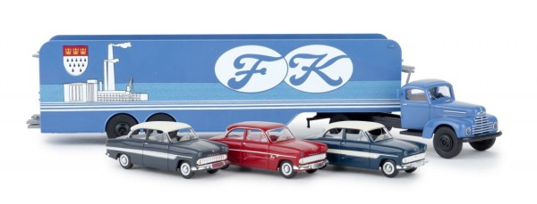 Ford FK 3500, Ford Köln, Autotransport