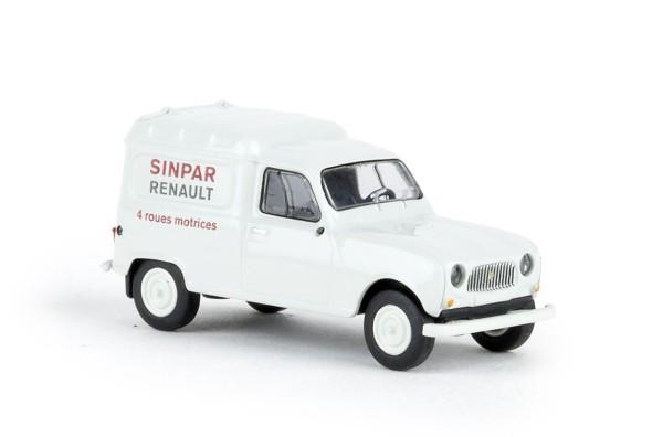 Renault R4, Sinpar-Renault
