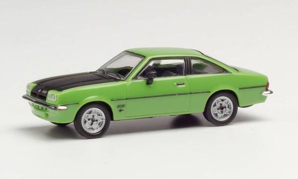 Opel Manta B, signalgrün