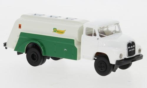 MAN 635 Tankwagen, BP, 1955