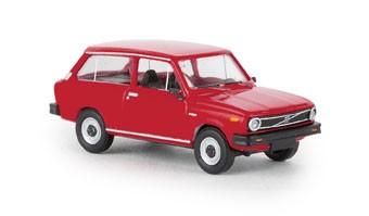 Volvo 66 Kombi, rot