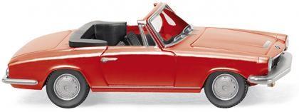BMW 1600 GT Cabrio - rot