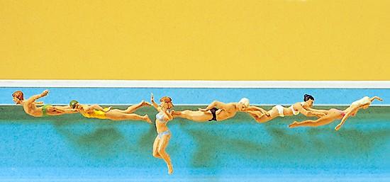 Schwimmende