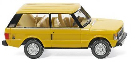 Range Rover - honiggelb