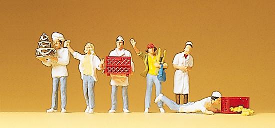An der Bäckerei