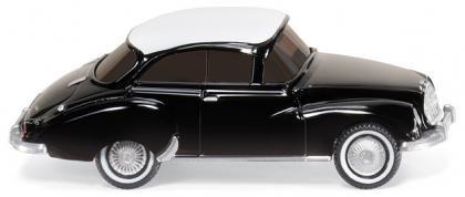 DKW Coupé - schwarz