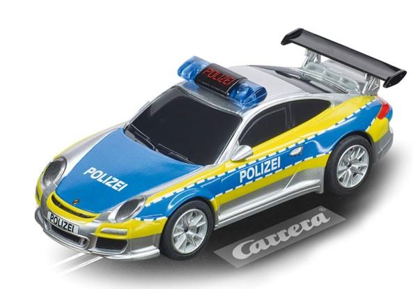 Porsche 911 GT3, Polizei