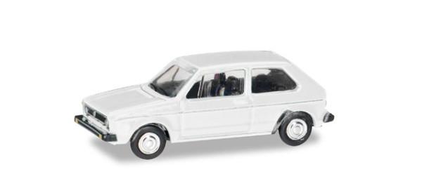 TT-VW Golf I, weiß