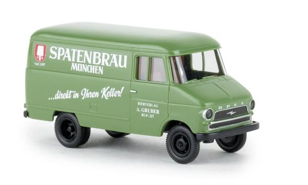 Opel Blitz Kasten A, Spatenbräu, 1959