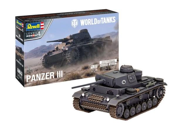 1:72-PzKpfw.III Ausf.L, World of Tanks