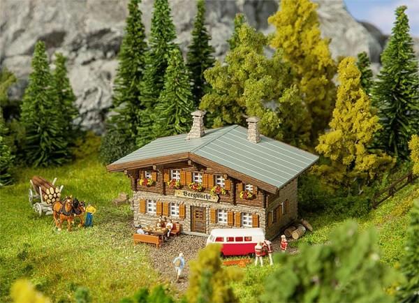 N-Bergwachthütte