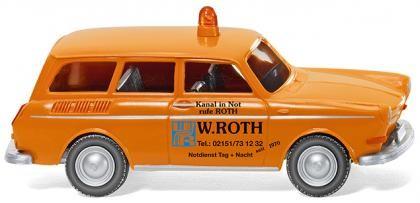 Notdienst - VW 1600 Variant