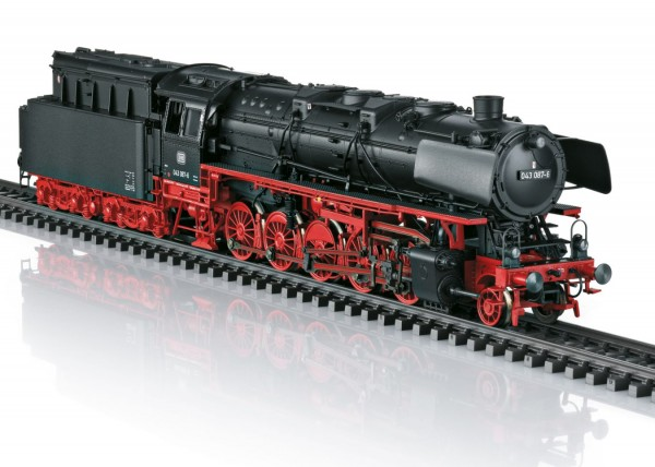 Dampflokomotive Baureihe 043, Öl, DB