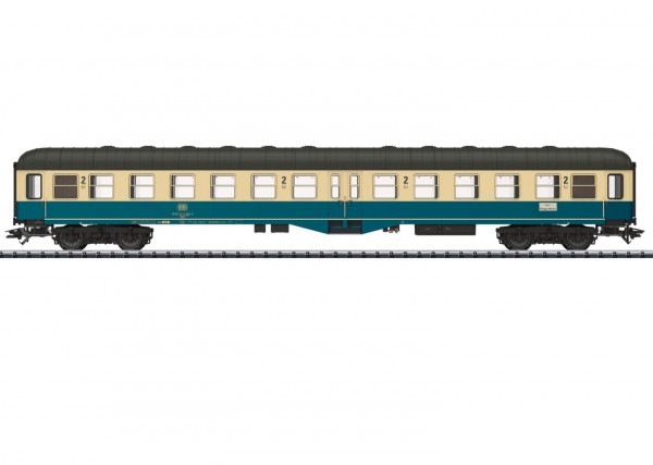 Personenwagen Bym(b)421, 2. Klasse, DB