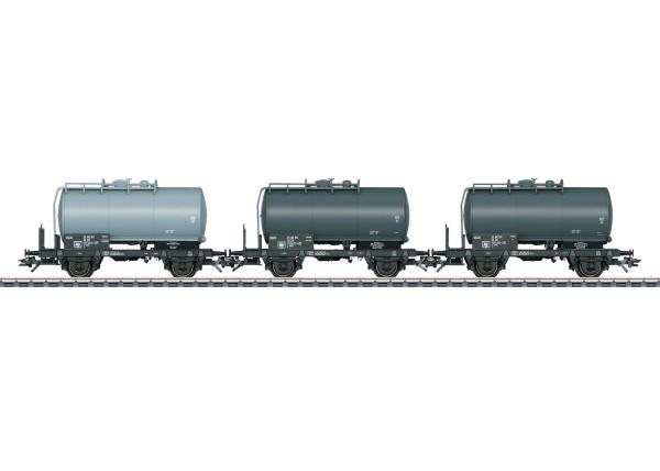 Güterwagen-Set DR, 3-tlg Ep.4
