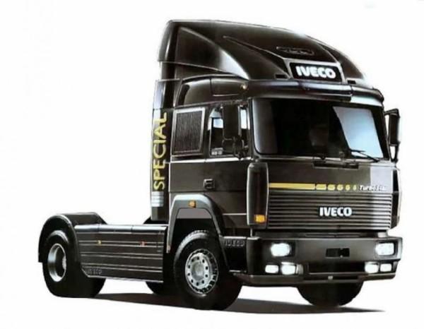 1:24 IVECO Turbostar 190.48 Special