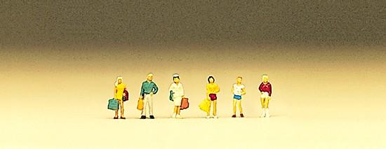 Z-Reisende, Teenager