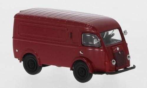Renault Goelette, dunkelrot, 1950
