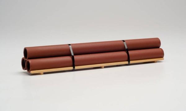 Ladegut Röhrenpaket für Auflieger