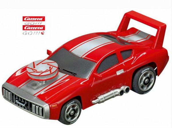 Muscle Car red mit LED