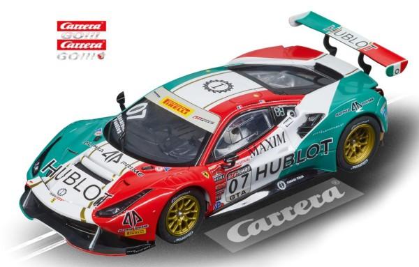 GO!!! Ferrari 488 GT3 Squadra Corse, #7
