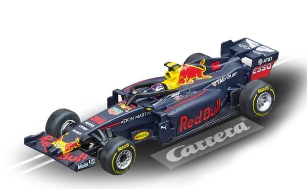Red Bull Racing RB14, M.Verstappen
