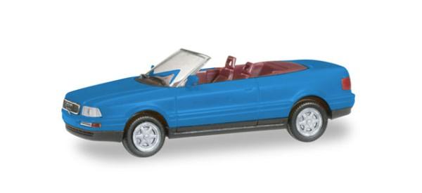 MiKi Audi Cabrio himmelblau