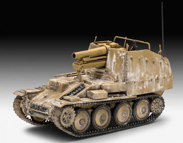 1:72-Sturmpanzer 38(t) Grille Ausf. M